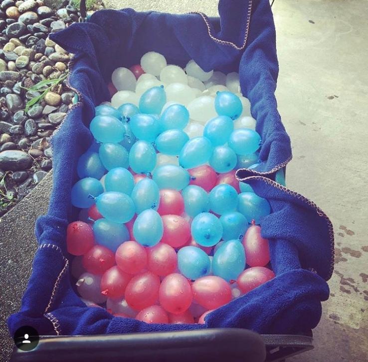 water ballons